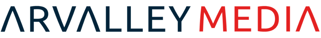 Arvalley Media Logo